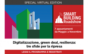 Anitec-Assinform: al via lo Smart Building Roadshow 2021