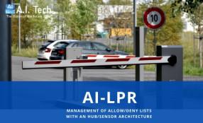 AI-LPR: gestione integrata delle liste di accesso