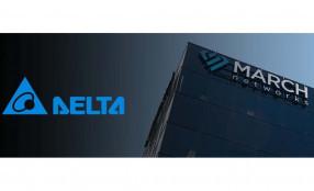 Delta Electronics acquista March Networks per $ 114 milioni
