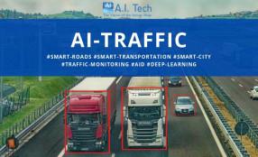 AI-TRAFFIC: nuova versione edge side basata su deep learning