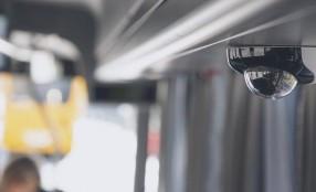AXIS P39 network camera series: videosorveglianza avanzata per la sicurezza a bordo di autobus, treni e metropolitane