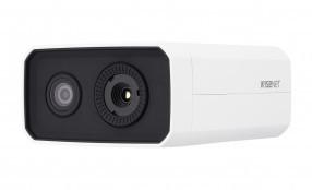 Hanwha Techwin presenta la nuova termocamera Bi-Spectrum per rilevamento della temperatura con certificazione IEC 60601