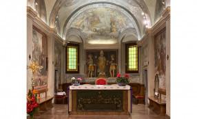 La Fondazione Enzo Hruby e la società ATLAS per la chiesa di Sant'Ambrogio a Rozzano