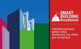 Smart Building Roadshow - 28 maggio: connettività e servizi innovativi