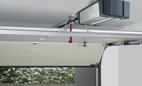 Spazi garage più salubri, grazie alla ventilazione naturale automatica delle nuove motorizzazioni Hörmann