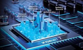 Hanwha Techwin supera un altro traguardo con il lancio del nuovo chipset Wisenet7