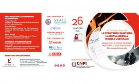 """A.I. Tech è sponsor del III° Convegno Nazionale: """"Le strutture sanitarie: La nuova regola tecnica verticale. Adeguamenti strutturali dei Presidi Ospedalieri ai nuovi disposti della Normativa Antincendio"""""""
