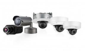 Hanwha Techwin presenta 5 nuove telecamere AI della serie Wisenet P