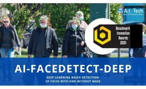 AI-FACEDETECT finalista al Benchmark Innovation Award 2021