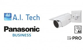 Panasonic e A.I. Tech annunciano la loro partnership