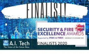 AI-CROWD-DEEP finalista ai Security & Fire Excellence Awards 2020