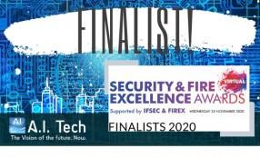 AI-CROWD-DEEP finalista ai Security & Fire Excellence Awards 2020