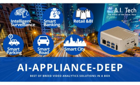 AI-APPLIANCE-DEEP: il top dell'analisi video in un piccolo box